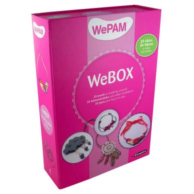 Webow coffret Wepam