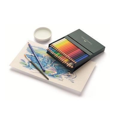 crayon aquarelle enfant