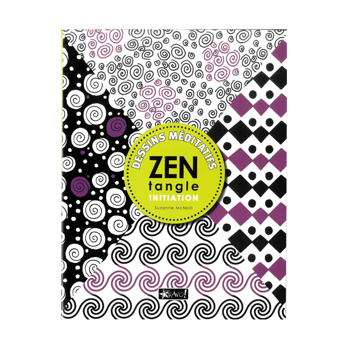Livre Zentangle initiation