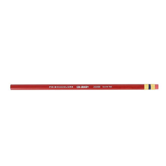 Crayon Col-Erase 20055 - Blanc