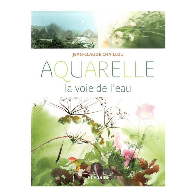 Livre Aquarelle la voie de l'eau
