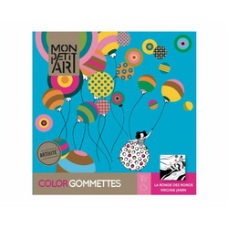 Color Gommettes - Ronde des ronds