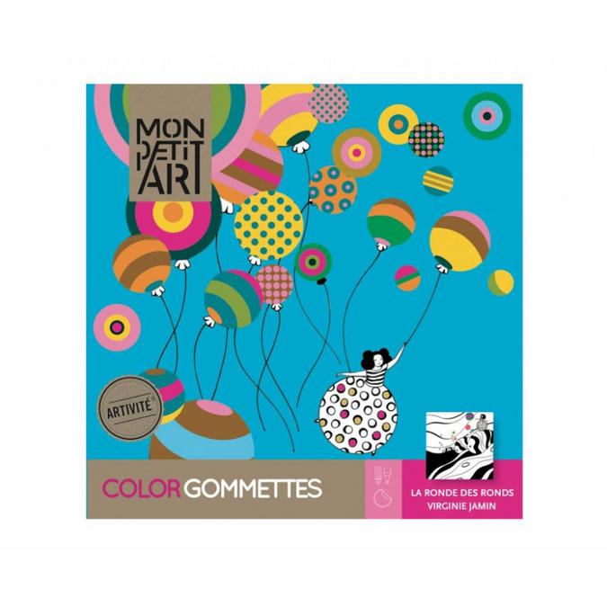 Color Gommettes - Ronde des ronds