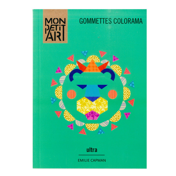 Gommettes Colorama Ultra - 750 gommettes