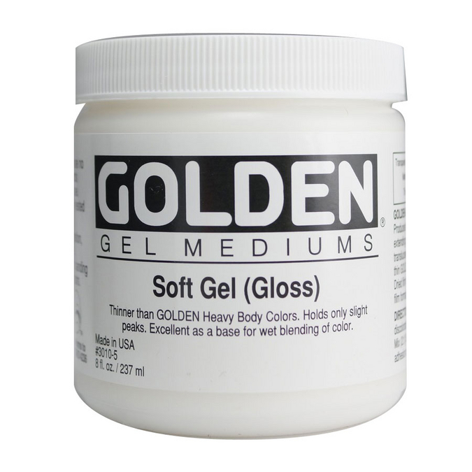 Soft gel de texture brillant 236 ml