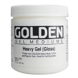 Gel de structure Heavy brillant 236 ml