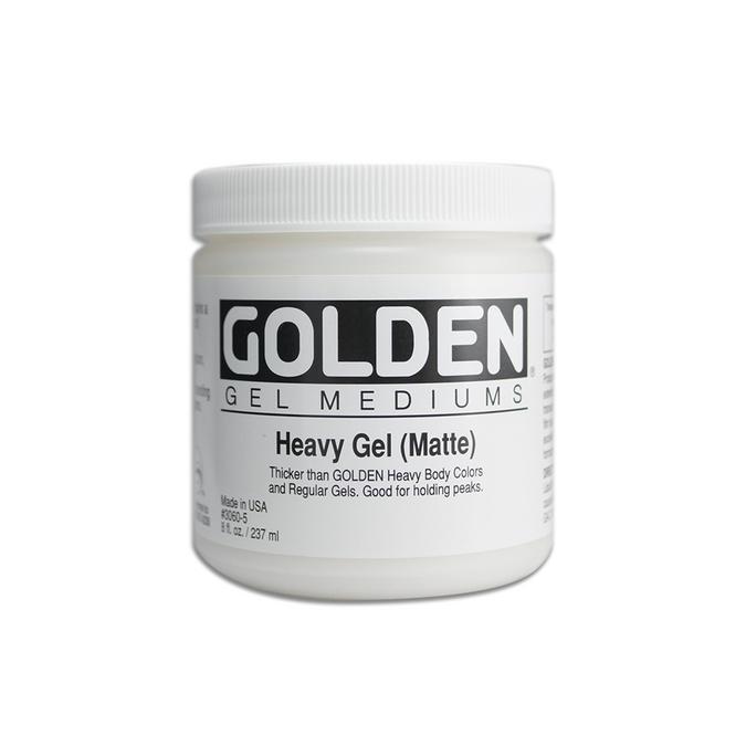 Gel de structure Extra Heavy mat 236 ml