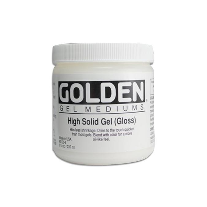 Gel de structure High Solid brillant 236 ml