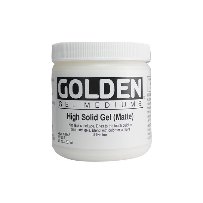 Gel de structure High Solid mat 236 ml