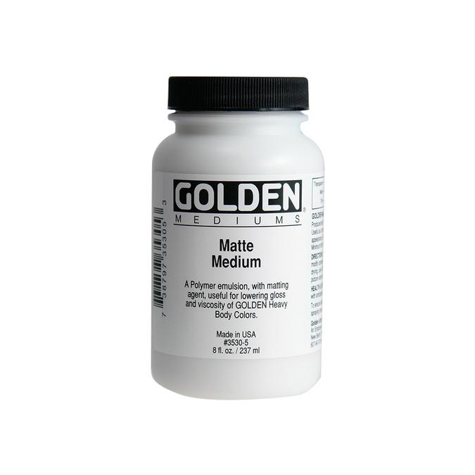 Médium translucide mat 236 ml