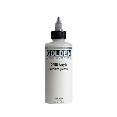 Médium acrylique Open brillant 236 ml