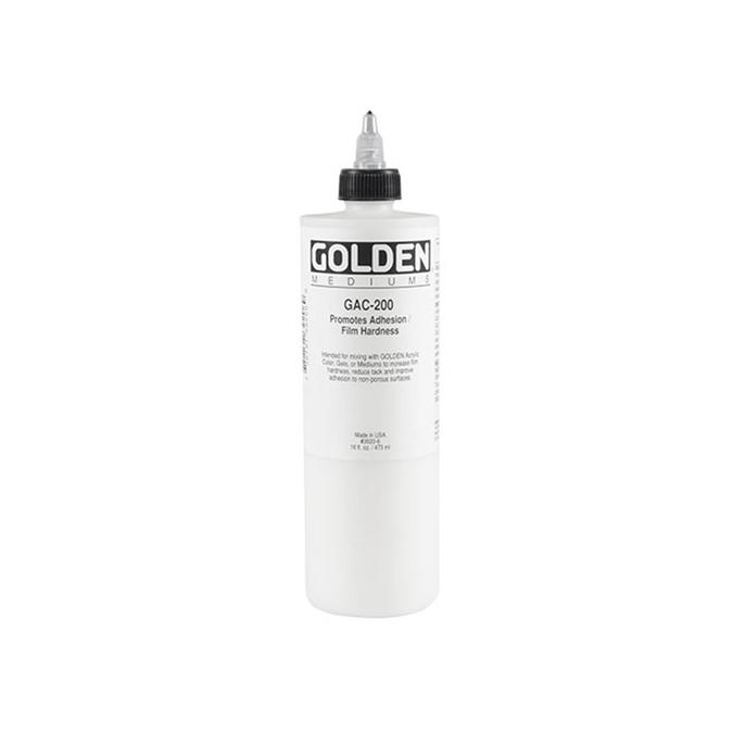 Médium acrylique GAC 200 rigidifiant 236 ml