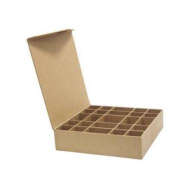 objet en papier m ch bo te 25 compartiments avec fermeture aimant e 20 5 cm d copatch chez. Black Bedroom Furniture Sets. Home Design Ideas