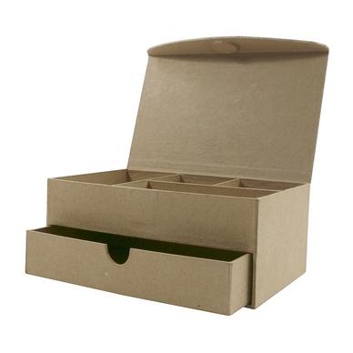 objet en papier m ch boite bijoux d copatch chez rougier pl. Black Bedroom Furniture Sets. Home Design Ideas