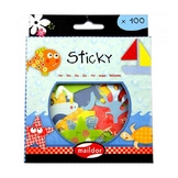 Gommettes Sticky - Mer x 100