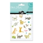 Gommettes Mini Stick chats x 80 pcs
