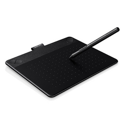 Tablette graphique Intuos photo black pen & touch small