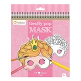 Masque Graffy Pop fille