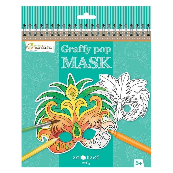 Masque Graffy Pop Rio
