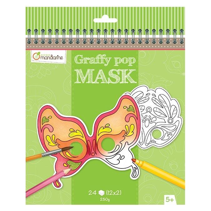 Masque Graffy Pop Venise