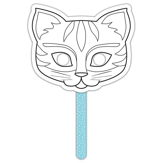 Masque Graffy Stick chat
