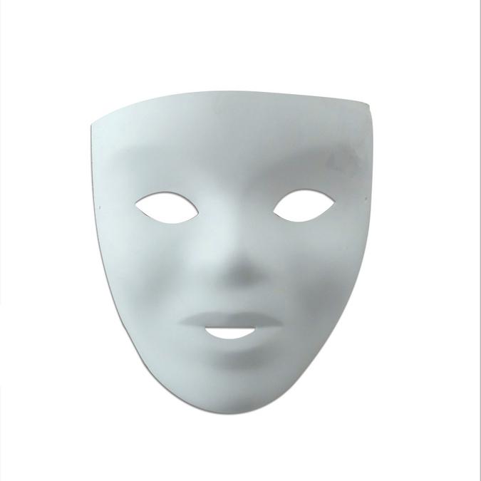 Masque blanc pour enfant