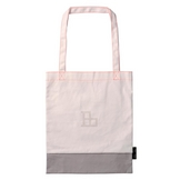Tote bag - sac à customiser gris 40 x 33 cm