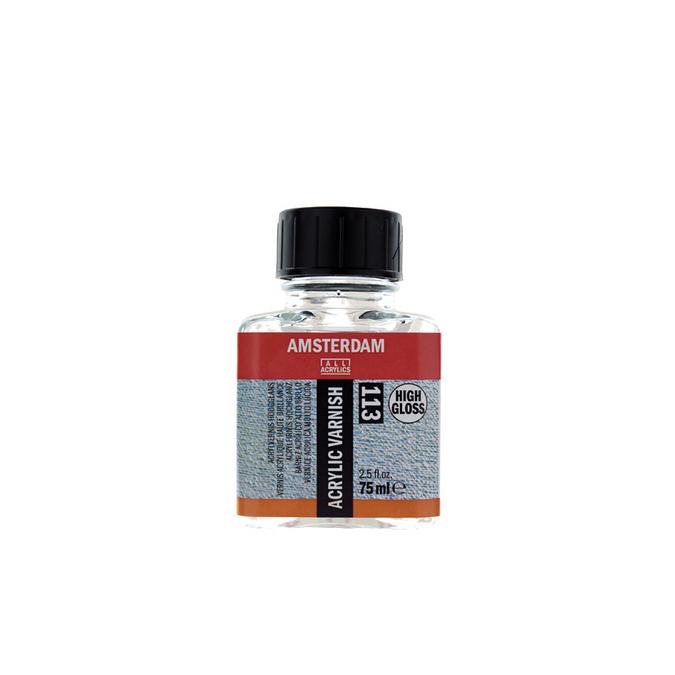 Vernis acrylique haute brillance 113 75 ml