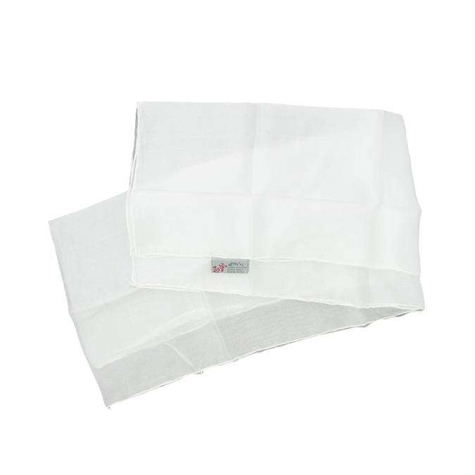 Écharpe en soie pongée 40 x 150 cm
