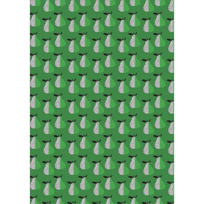Papier Décopatch 30 x 40cm 721 Poires rétro