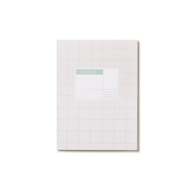 Carnet de poche 13,5 x 10 cm - L'utile nuage