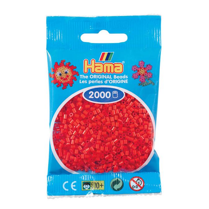 Perle à repasser Mini 2000 pièces Caramel
