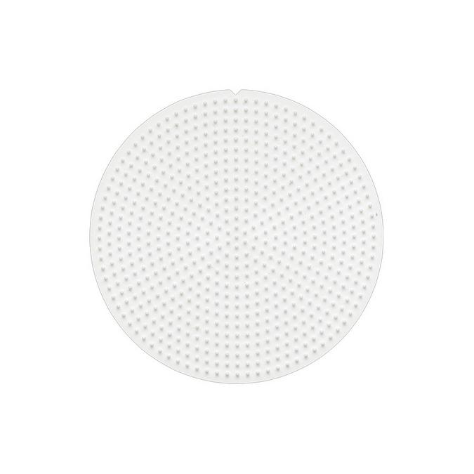 Plaque perle à repasser Mini - Rond