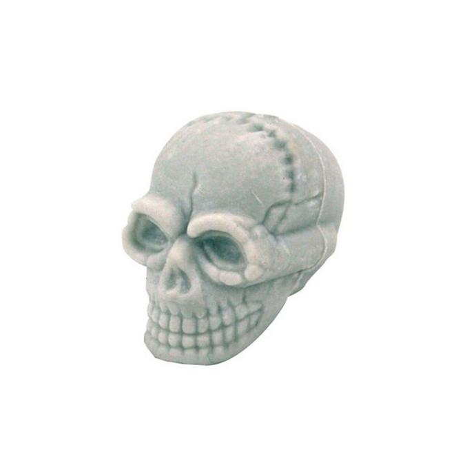 Gomme forme de tête de mort