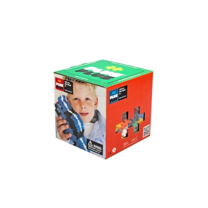 Jeu de construction Box Mini pastel - 600 pièces