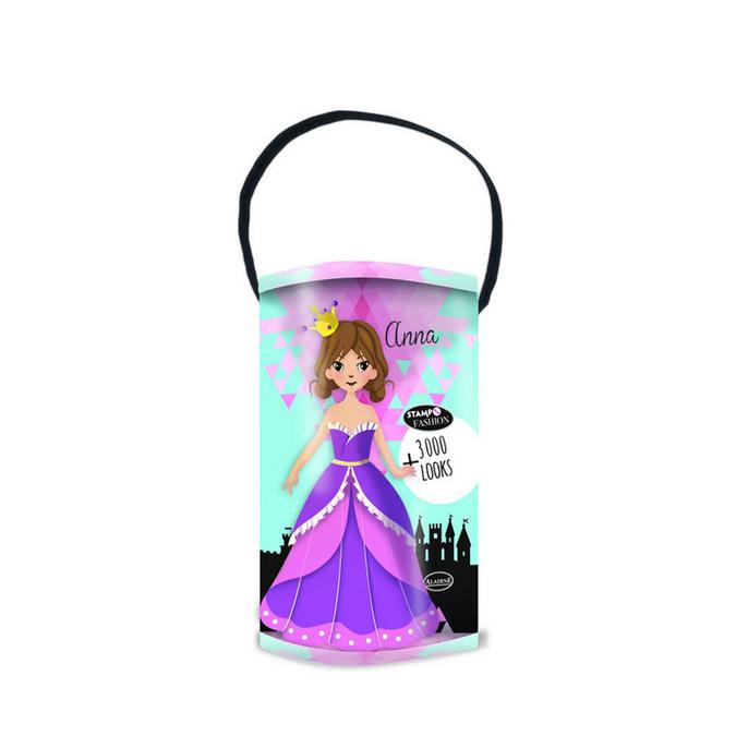 Tampon Stampo'Fashion thème Princesse