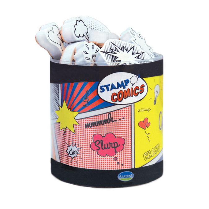 Tampon Stampo' Comics