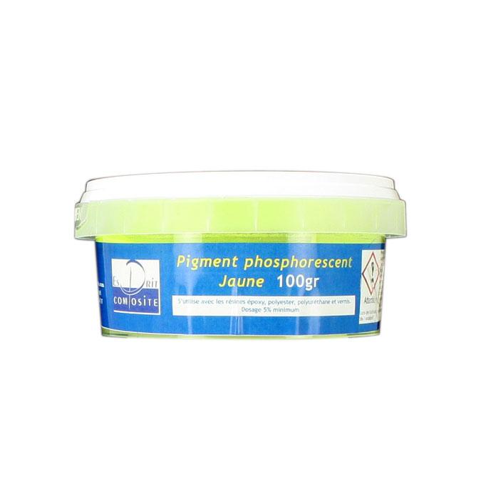 Pigment phosphorescent 100 g Vert