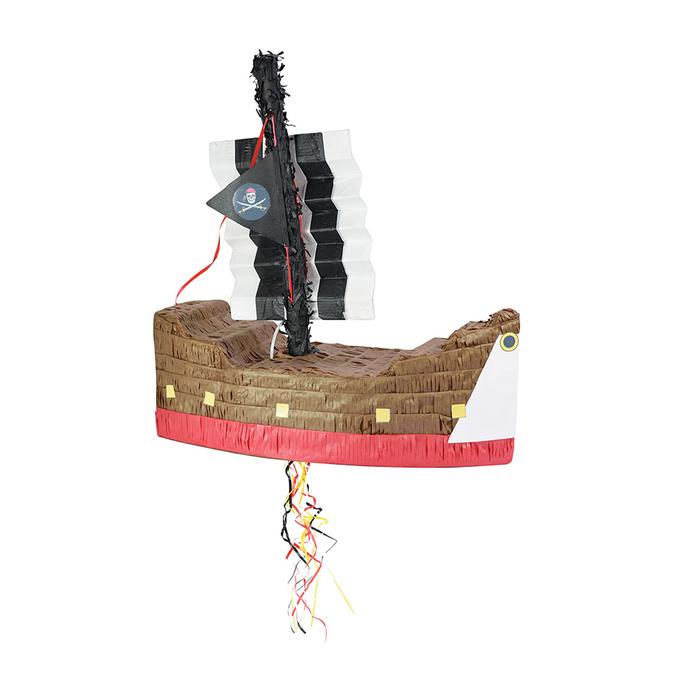 Pinata modèle bateau pirata 47 x 36 cm