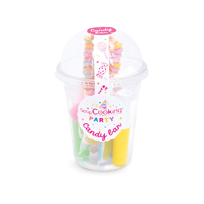 Bonbons assortis par 8