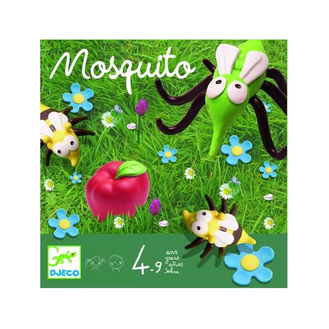 Jeu de rapidité - Mosquito