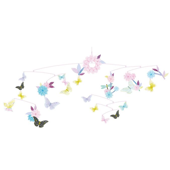 Mobile - Ronde des papillons
