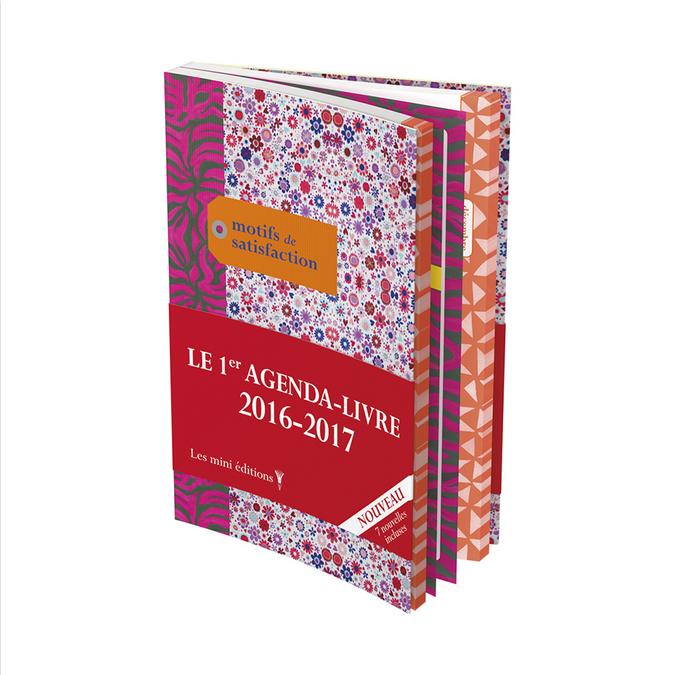 Agenda scolaire 2016/2017 Agenda livre