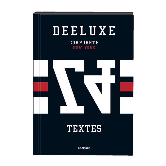 Cahier de textes Deeluxe