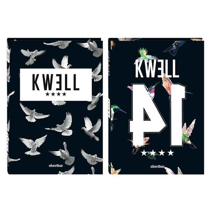 Agenda scolaire 2016/2017 Kwell
