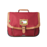 Cartable Classic 38 rouge salsa