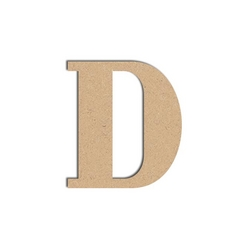 lettre en bois pas cher objet brut peindre rougier pl. Black Bedroom Furniture Sets. Home Design Ideas
