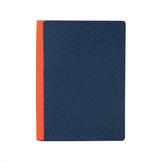 Agenda scolaire 2016/2017 Letts 2 Tone A6 Marine/Orange