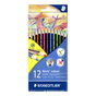 Crayon de couleur Noris Club par 12