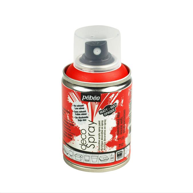Peinture en bombe decoSpray 100 ml 761 - Nacré perle